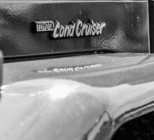 Land Cruiser - TRA0169 Sticker