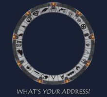 OmniGate (What's Your Address? version) Kids Clothes