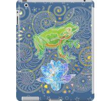 Zen Frog iPad Case/Skin