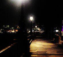 London Night by Osiii