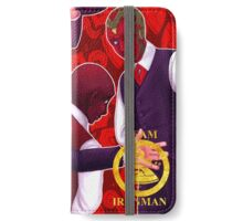 Team Ironman iPhone Wallet/Case/Skin
