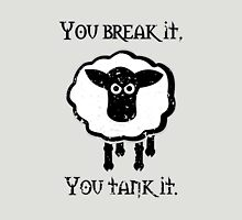 You Tank It - sheep (distressed) Unisex T-Shirt