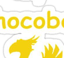 Dude, Where's My Chocobo? Sticker
