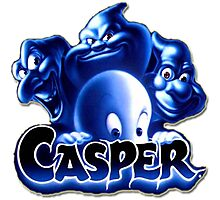 the casper Photographic Print