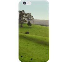 Valley of a Thousand Hills iPhone Case/Skin