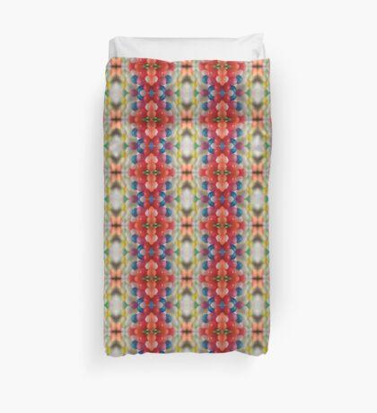 Macro Sprinkles Pattern Duvet Cover