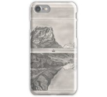 The perfect view iPhone Case/Skin