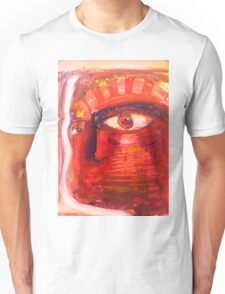 Watching the flow Unisex T-Shirt