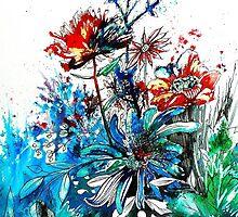 'precious summer' by Rebecca Yoxall