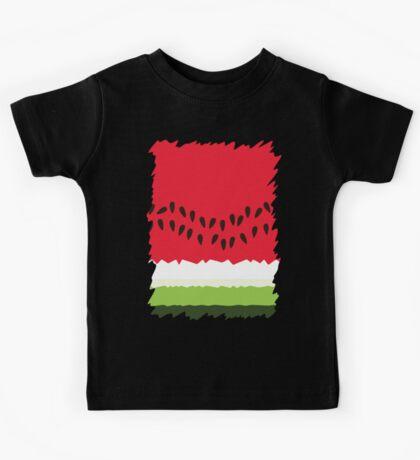Watermelon - Summer Style Kids Tee