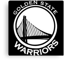 Golden state warriors Canvas Print