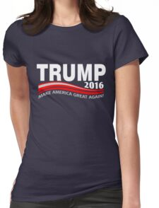 donald-trump-2016-l Womens Fitted T-Shirt