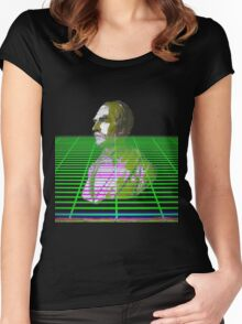 Boulton Bot Women's Fitted Scoop T-Shirt