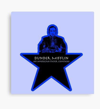 Dunder Mifflin - An American Company Canvas Print