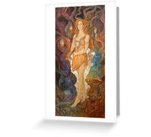 Disciple of Memory {Enter the Palace of Revelation} Greeting Card