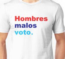 hombres malo voto Unisex T-Shirt