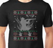Duck Hunting Christmas Unisex T-Shirt