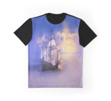 Sail To The Light Graphic T-Shirt