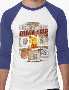 Hollywood Death Trip T-Shirt Men's Baseball ¾ T-Shirt