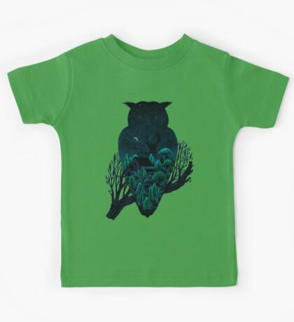 Owlscape Kids Tee