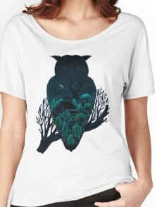 Owlscape Women's Relaxed Fit T-Shirt