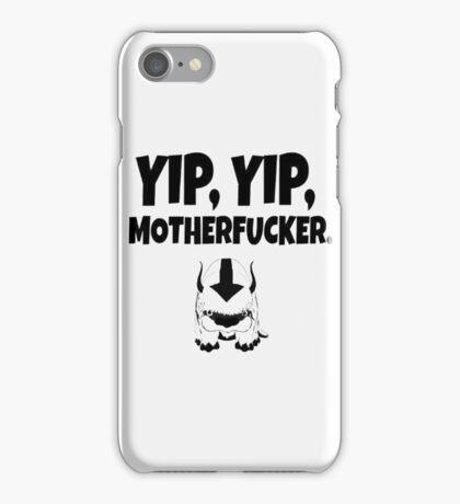 yip, yip motherfucker iPhone Case/Skin