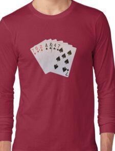 762AK47 Draw Long Sleeve T-Shirt