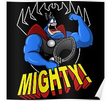 Mighty Tick Poster