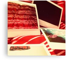Polaroid Echo Canvas Print