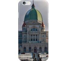 St Joseph's Oratory iPhone Case/Skin
