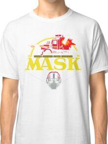 MASK Mobile Armored Strike Kommand Retro 80's Cartoon Classic T-Shirt