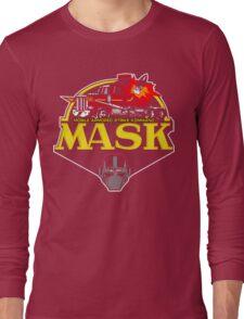MASK Mobile Armored Strike Kommand Retro 80's Cartoon Long Sleeve T-Shirt