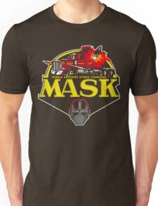 MASK Mobile Armored Strike Kommand Retro 80's Cartoon Unisex T-Shirt