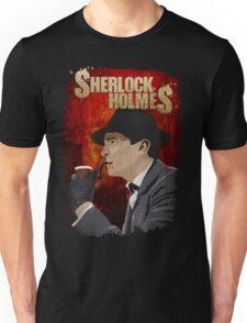Sherlock Holmes Jeremy Brett T-Shirt Unisex T-Shirt
