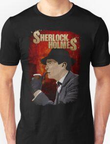 Sherlock Holmes Jeremy Brett T-Shirt T-Shirt