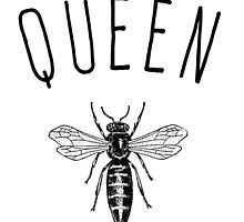 Queen Bee by flippinsg
