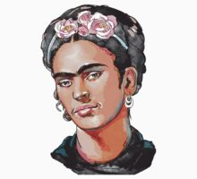 Frida Kahlo One Piece - Long Sleeve