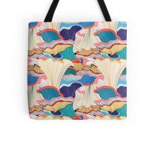 pattern with mushrooms  Tote Bag