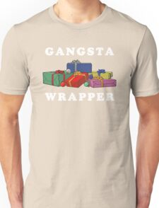 Gangsta Wrapper Unisex T-Shirt