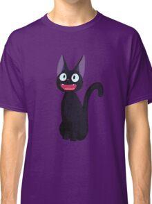 Kiki's Delivery Service Jiji-Studio Ghibli Classic T-Shirt
