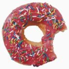 Donut by trendystickers