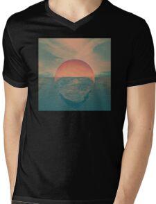 Tycho - Dive Album Artwork Mens V-Neck T-Shirt