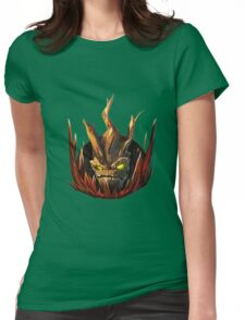 Smite Sylvanus-Grover Womens Fitted T-Shirt