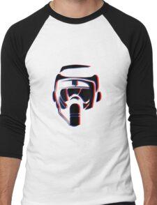 3D Scout Men's Baseball ¾ T-Shirt