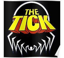 The Tick logo Poster