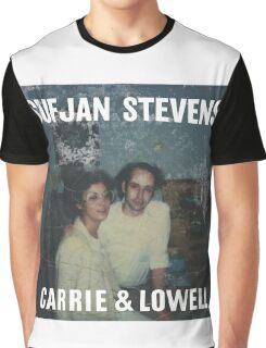 Sufjan Stevens - Carrie & Lowell Album Artwork Cover Graphic T-Shirt