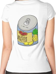 PINEAPPLE EXPRESS Women's Fitted Scoop T-Shirt