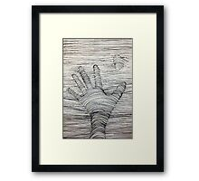 Reaching Your Love Framed Print