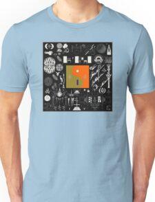Bon Iver - 22, A Million Album Artwork Cover Unisex T-Shirt