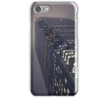 Offices at Night iPhone Case/Skin